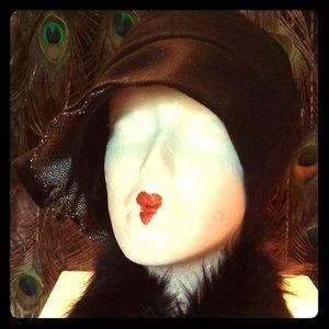 Wool Cloache Hat